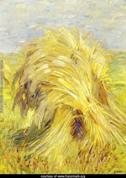 Sheaf Of Grain