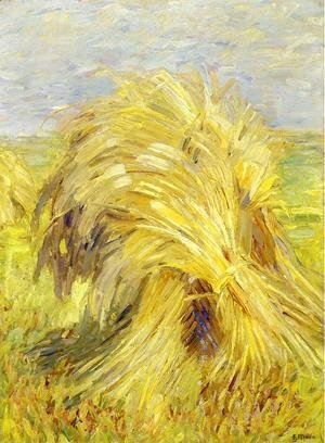 Franz Marc - Sheaf Of Grain